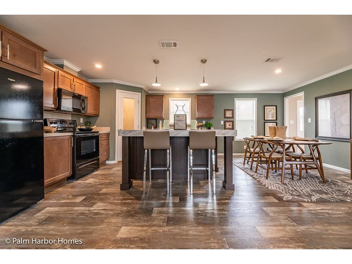 Display Home St Martin II in Plant City FL