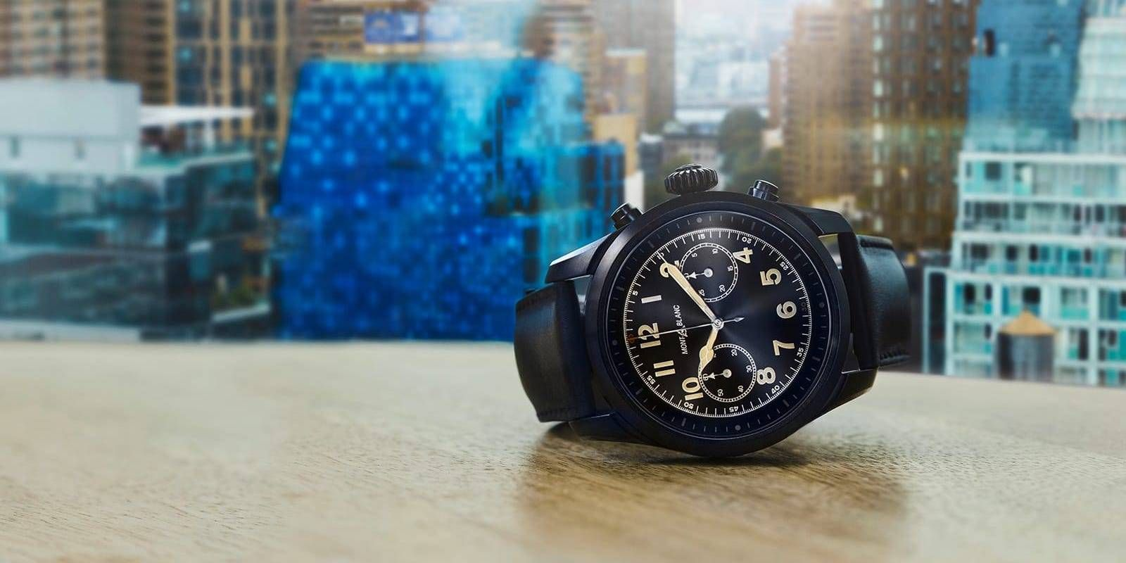 Montblanc Summit 2 is the first Wear OS watch w