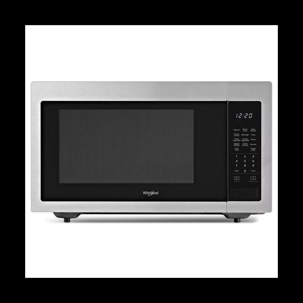 Whirlpool Wmc30516h Countertop Microwave Whirlpool Microwave