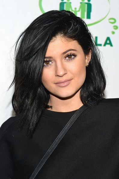 Kylie Jenner Photos Photos Arrivals At The Imagine Ball Kylie Jenner Short Hair Hair Hair Styles