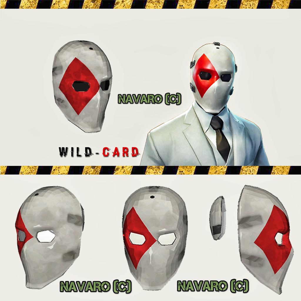 Wild Card Fortnite Png
