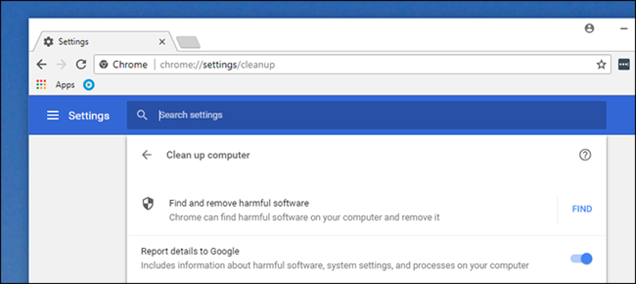 Chrome Has a Built In Malware Scanner, Here's How to Use
