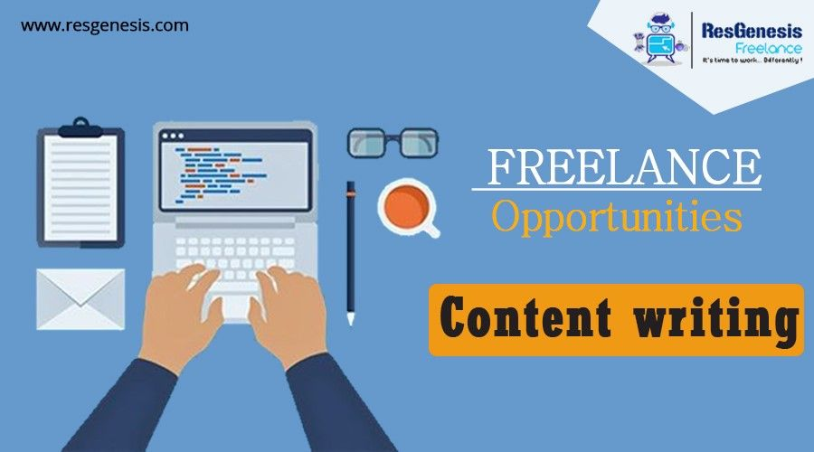 Resgenesis Is A Large And Rapidly Growing Community For Screened Talented Freelance Opportunities Are High I Freelance Programming Freelancing Jobs Freelance