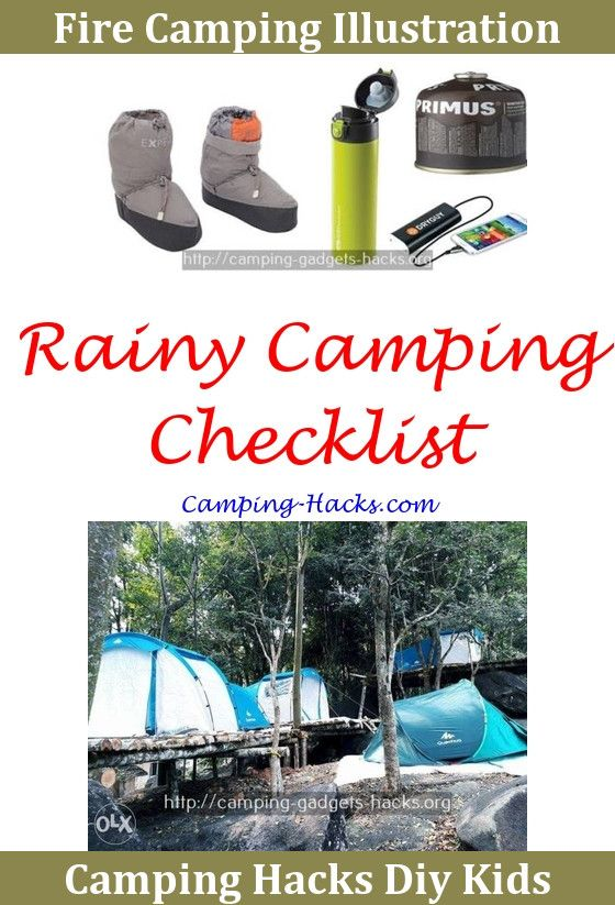 Camping Top Gear Adventure Luxury Outdoors Checklist 72 Hour Kits Party Gift BagsCamping With Baby Ba
