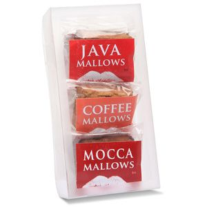 Hyper-Caffeinated Coffee-Flavored Marshmallows #flavoredmarshmallows