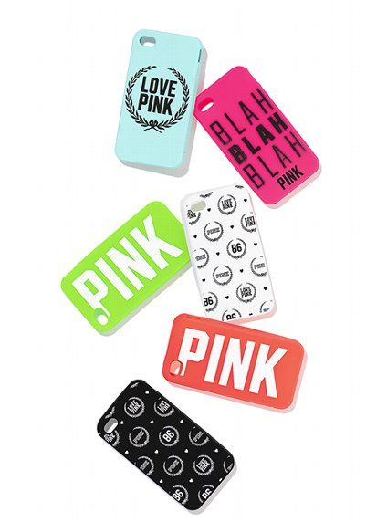 Victoria's Secret PINK NEW! Soft iPhone® Case #VictoriasSecret http://www.victoriassecret.com..<3