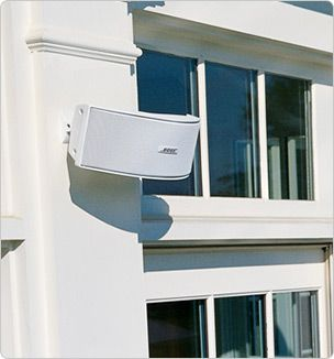 Bose outdoor system - all weather - around the pool | Pool ...