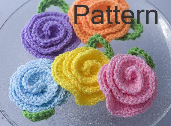 Pattern for Crochet Pot Scrubber Bath Scrubber by beadedwire ...