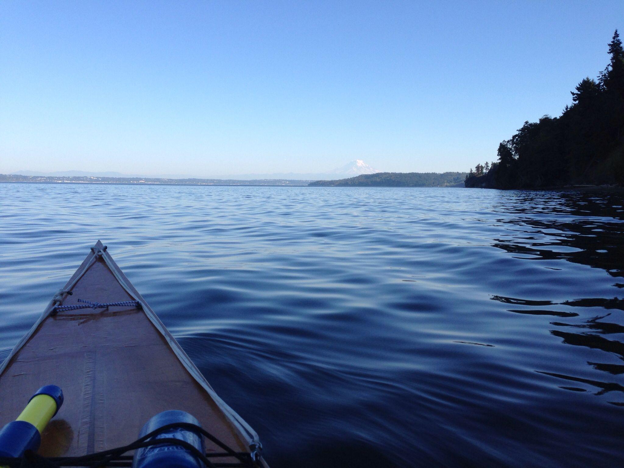 Best Kayak For Puget Sound