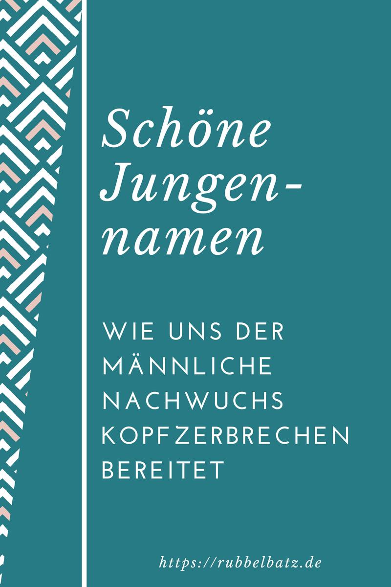 Schöne Deutsche Namen