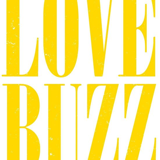 Nirvana Inspired Love Buzz T Shirts, Stickers and Other