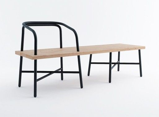 Nice Table Bench Chair Series U2014 Benches    Better Living Through Design Photo
