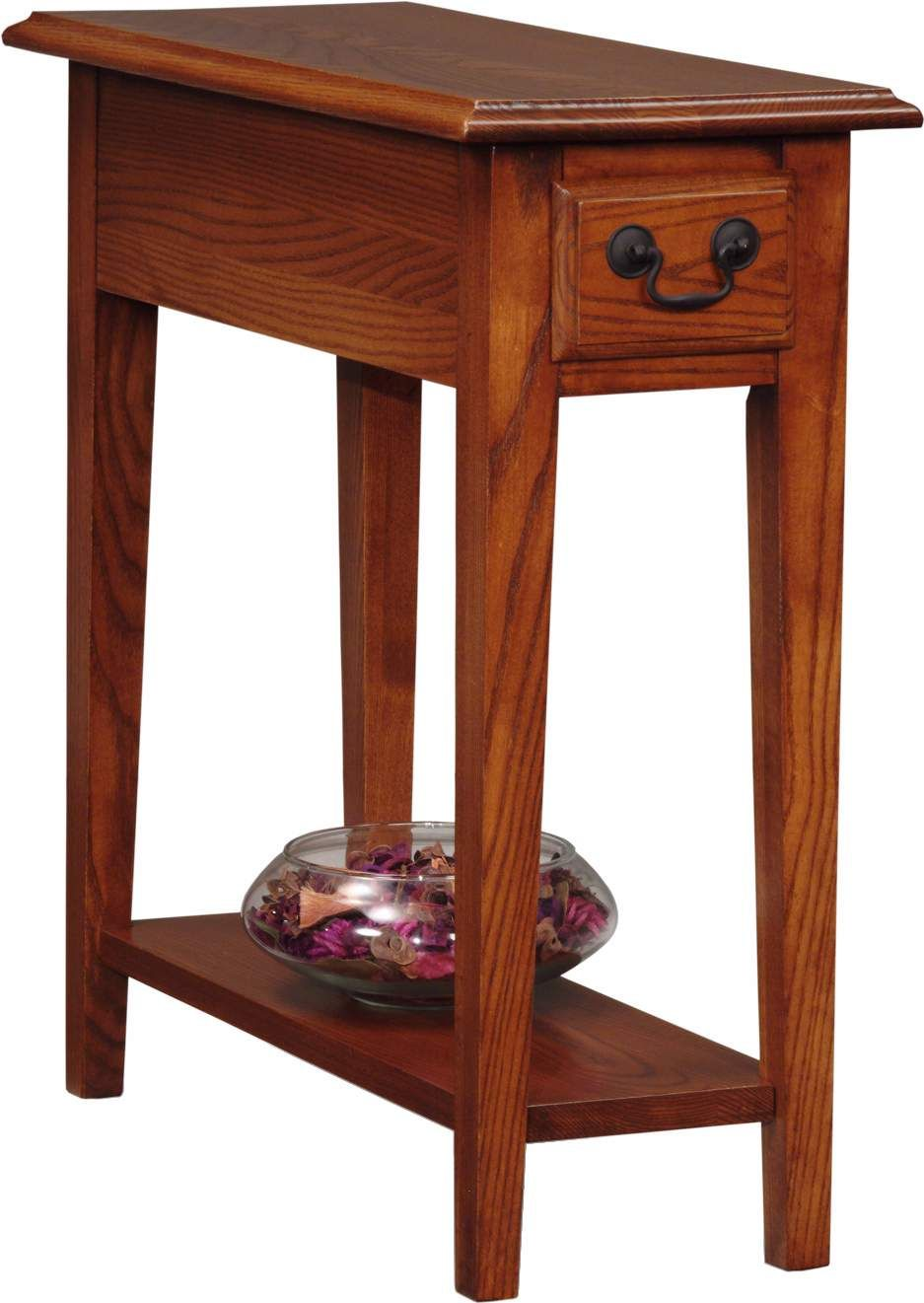 Tables Favorite Finds 10 Wide Oak Wood Side Table Side Table Wood End Tables With Storage End Tables