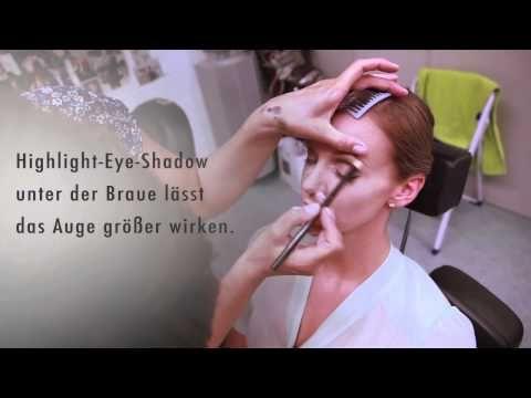 Make Up Tutorial 20er Jahre Look Youtube Bohème Sauvage