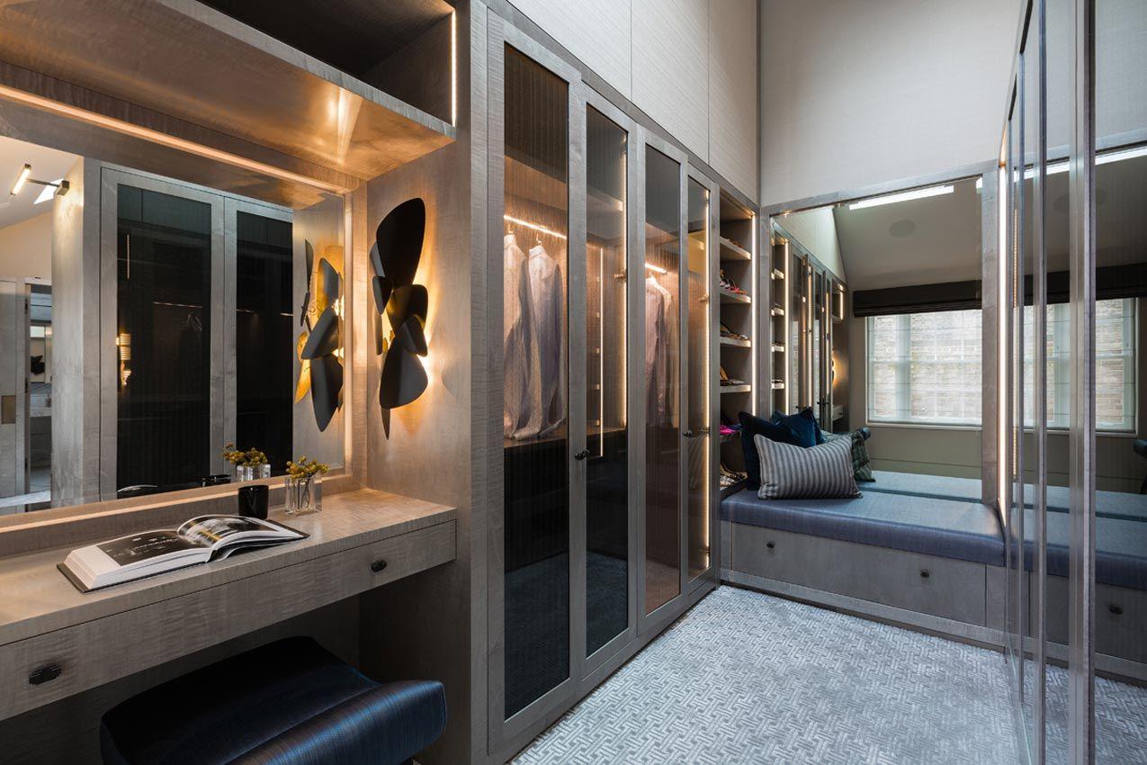 weymouth mews caballero closets wardrobes pinterest begehbarer kleiderschrank. Black Bedroom Furniture Sets. Home Design Ideas