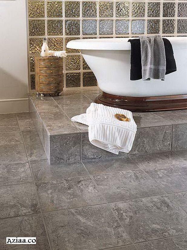 سيراميك حمامات جميل 2015 احدث سيراميك حمامات 2015 سيراميك حمامات بالصور 2015 سيراميك غرانيت رخ Bathtub Tile Bathroom Tile Designs Beautiful Tile Bathroom