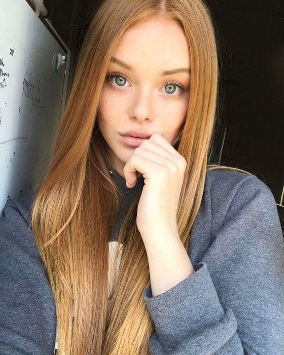 Karakter Onerileri Abigail Cowen Cute Girl Face Red Hair