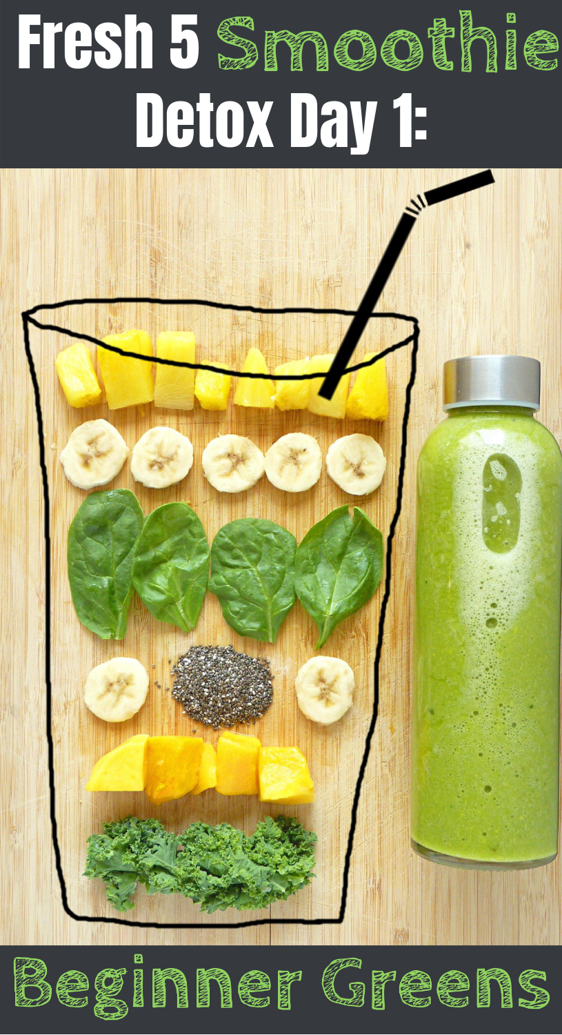 5-Day Smoothie Detox Diet Plan. 1 Delicious meal replacement smoothie recipe each day for weight loss, increased energy, glowing skin, and vitality. Get your FREE recipe book + detox plan compete with smoothie hacks, exclusive discounts, and daily motivation! #dietplan #detoxcleanse #smoothierecipes #detoxdrinks #healthyjuicerecipes