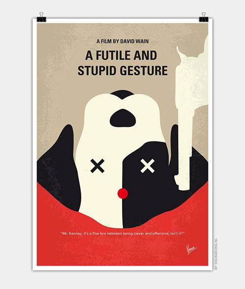 Download A Futile and Stupid Gesture Full-Movie Free
