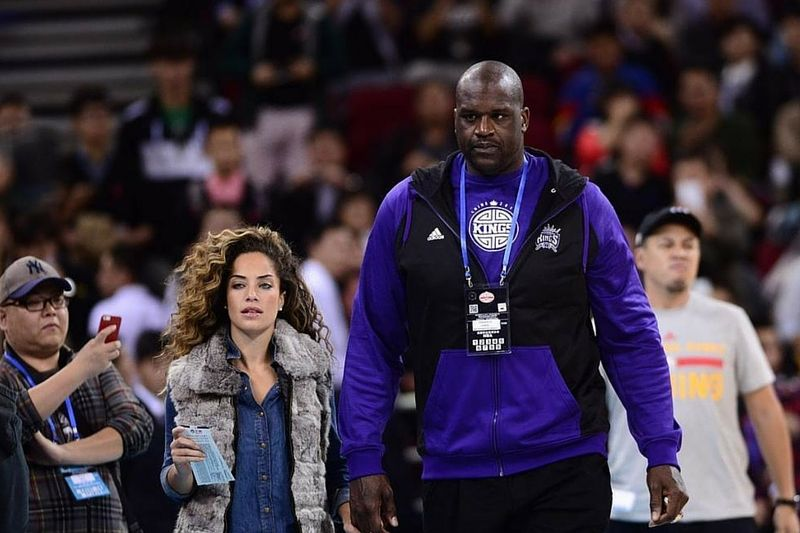 15 Richest Nba Players And The Beautiful Women Behind Them Shaquille O Neal Nba Players Beautiful Women Before they broke up, the two were rumored to have been engaged. shaquille o neal nba players
