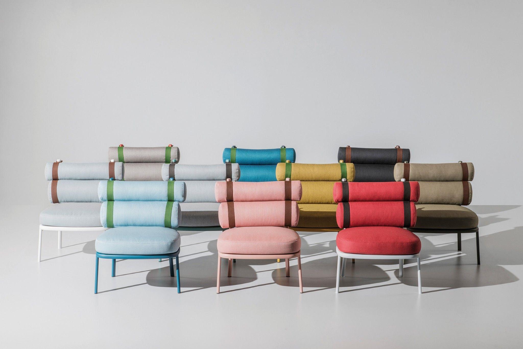 Kettal Roll Club Outdoor furniture, Furniture, Club chairs