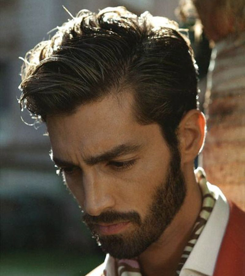 20 best side part hairstyles for men mens fashion and