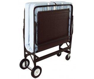 48 Inch Rollaway Bed With Fiber Mattress Heavy Duty Rollaway