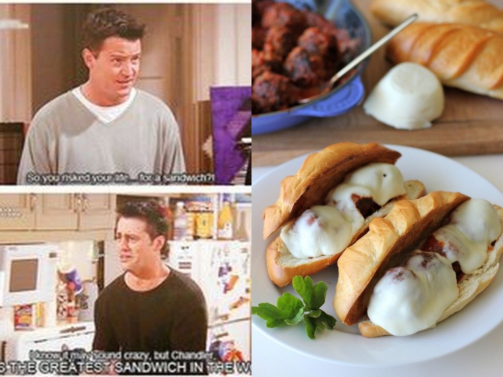 Easy recipes from friends tv show that you will love friends tv