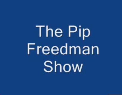 Follow Link To Listen To The Pip Friedman Show Not Strictly Pc
