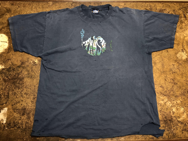 Vintage Phish 2000 New Years Eve Tshirt Cypress Florida