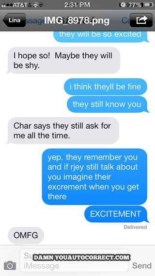 Just Imagine - Text Fails