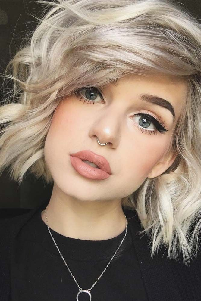 24 Messy Bob Hairstyles for You | Pinterest | Messy bob hairstyles ...