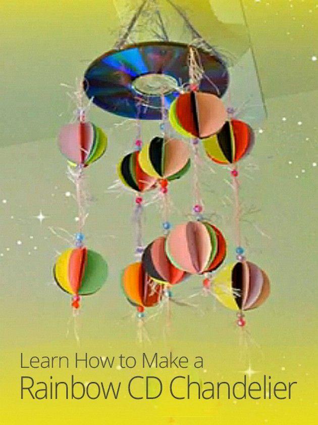 Cd Craft Ideas For Kids Part - 18: CD Craft 051 | Vitamin-