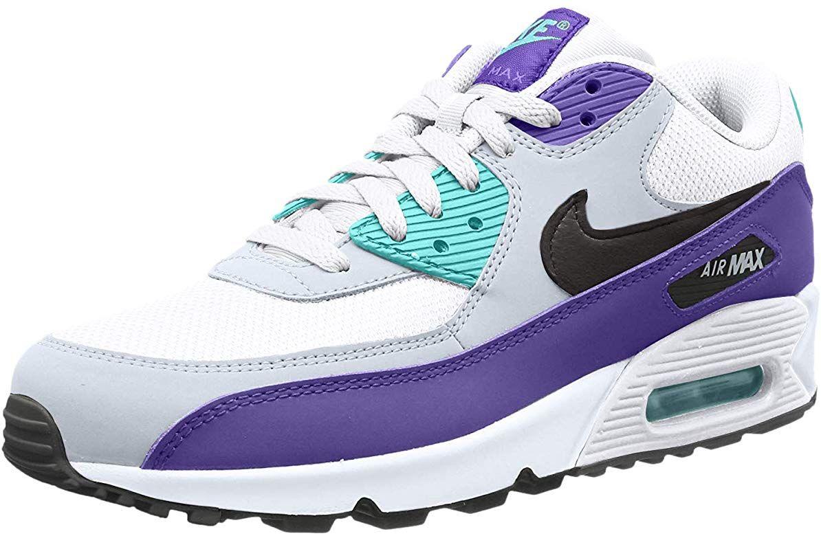 Dispensación Encadenar áspero  Amazon.com: Nike Air Max 90 Essential Zapatillas de correr para hombre  (11): Shoes | Nike men, Air max, Nike