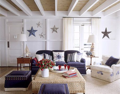 love the exposed ceiling