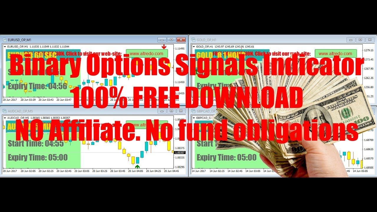Binary Options Signals Indicator 100 Free Download Binary