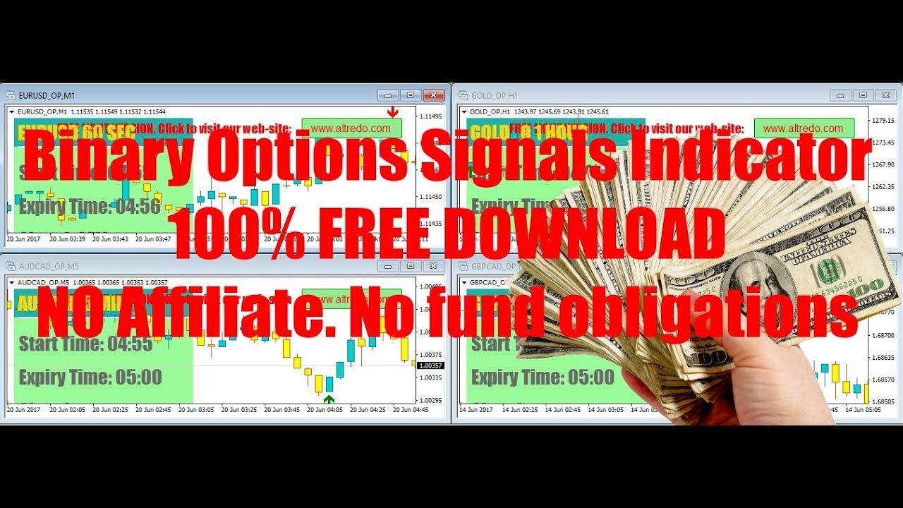 binary signals free online cedar swamp trading company
