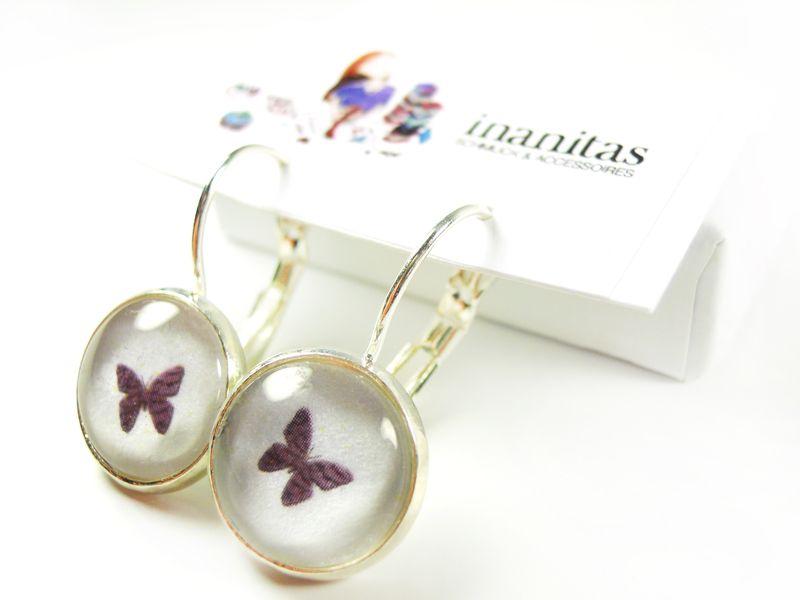 Lila & Schmetterlinge.