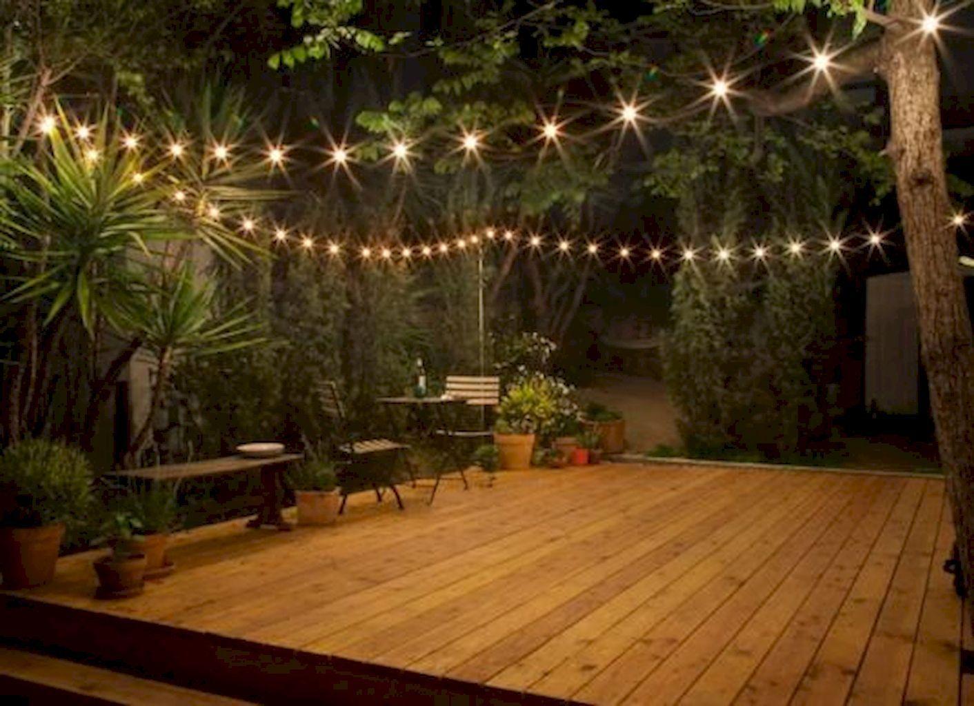 70 Simple and Fresh Small Backyard Garden Design Ideas | Backyard ...