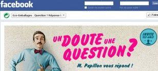 Posez vos questions sur le tri avec une Facebook app !