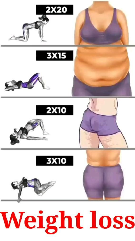 Exercise at home for women tips