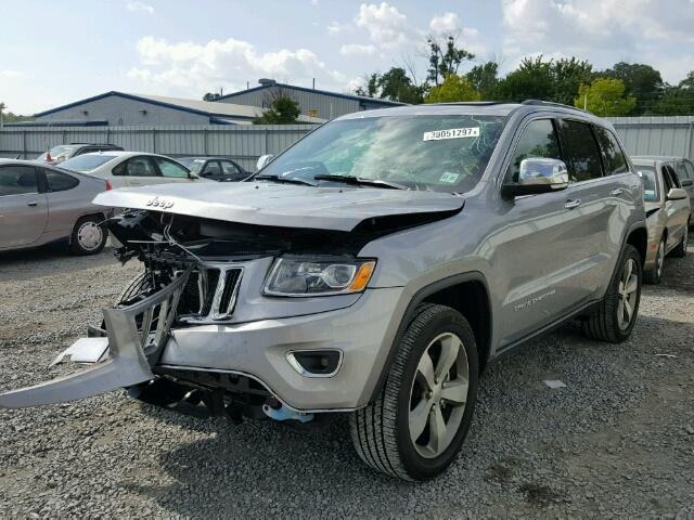 Salvage 2016 Jeep Grand Cherokee Limited Jeep Grand Cherokee Limited Grand Cherokee Limited 2016 Jeep
