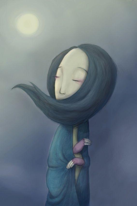 IRina eRt illustration