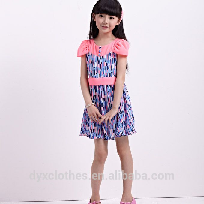 New Frock Designs for Teenagers