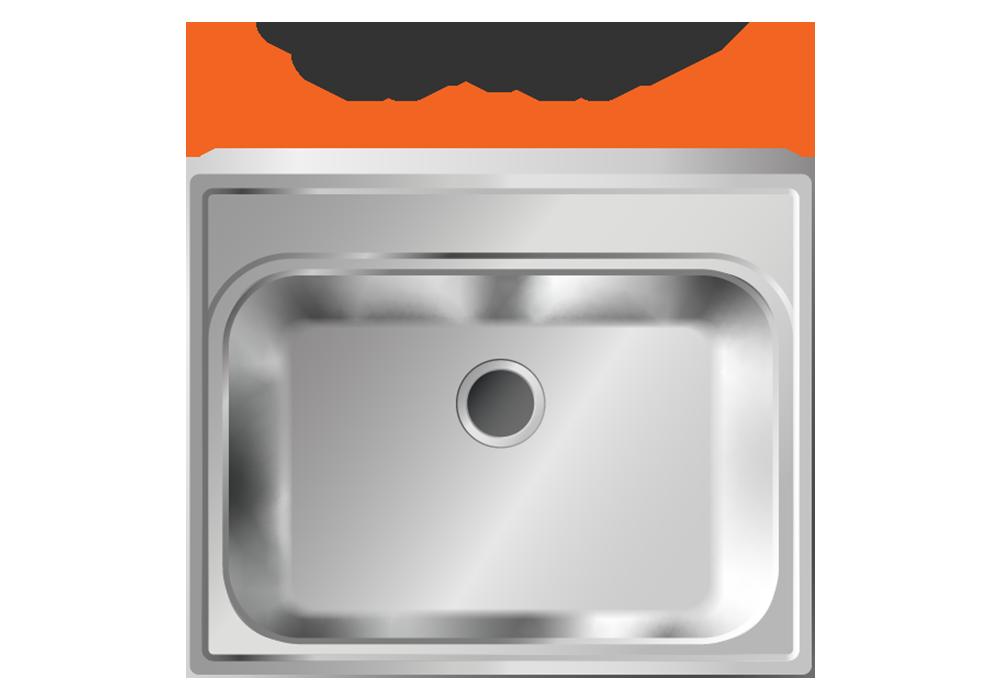 Kitchen Sinks The Home Depot In 2020 Sink Kitchen Sink Commercial Kitchen Sinks
