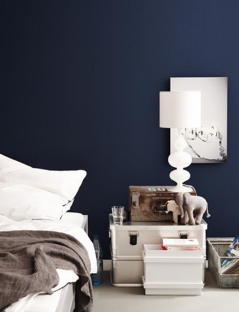 farbkonzepte f r farbige w nde tiefe t ne widerstandf hig machen in 2019 einrichten und wohnen. Black Bedroom Furniture Sets. Home Design Ideas