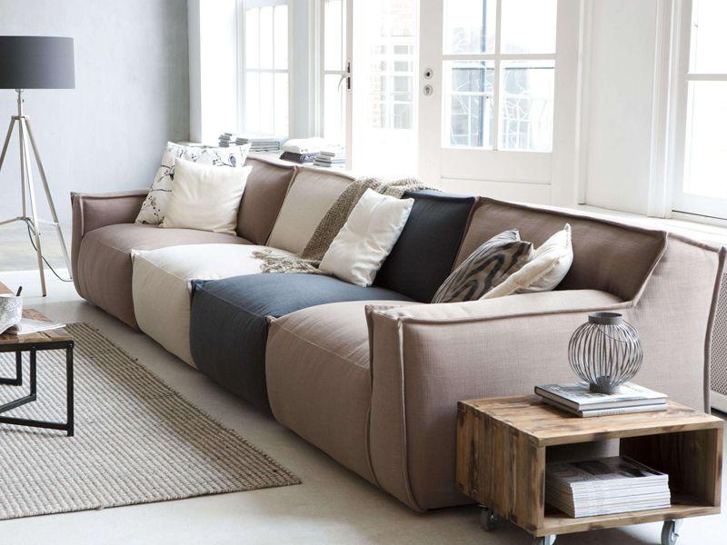 hoekbank le noir elementen bank easy sofa inspiratie pinterest