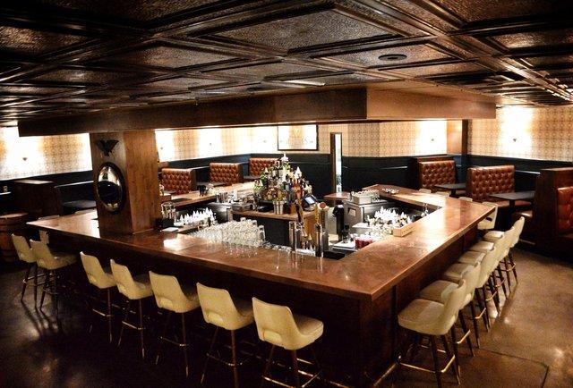 George S Keep A Los Angeles Tx Bar San Antonio Bars Sleek Bar Stools Cool Bars