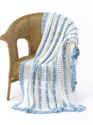 Summer Lace Throw