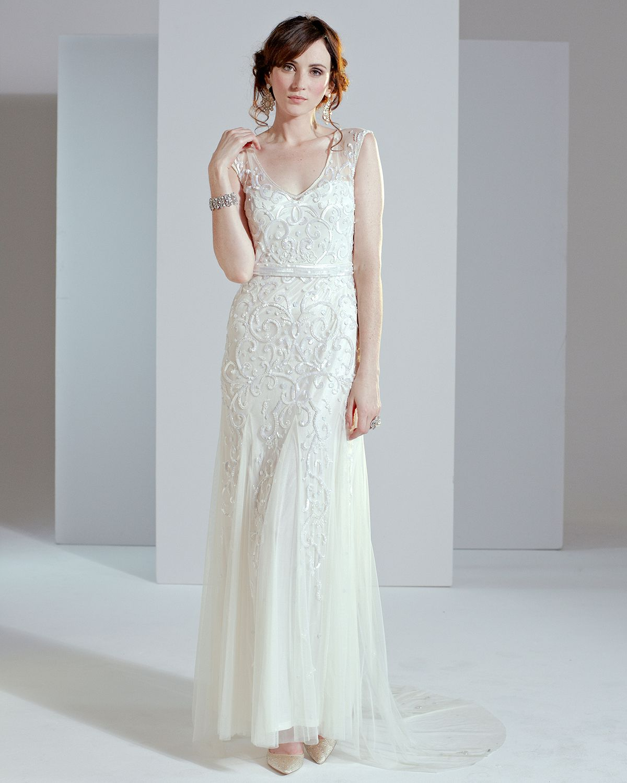 Elbertine Wedding Dress